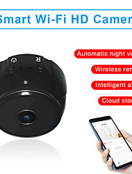 cheap -WD8 Mini Camera Wifi, Home Security Camera WiFi, Night Vision Wireless Surveillance Camera, Remote Monitor Phone App