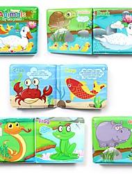 Недорогие -Игрушка для обучения чтению Животные Милый Взаимодействие родителей и детей Числа Цветы Жираф Сталь + EVA + TPE 1 pcs Дети Все Игрушки Подарок