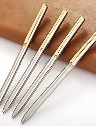 Недорогие -Шариковая ручка Металл 1 pcs Классический Все