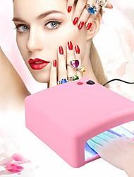 Недорогие -1 pcs Наборы для ногтей Классический Прочный Простой Элегантный стиль Вечеринка / ужин Офис / Карьера Работа / Свадьба Сушилка для ногтей и лампа для Маникюр Педикюр