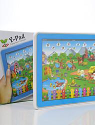 Недорогие -HS-YS2921A Панель обучения Сенсорный экран Cool Взаимодействие родителей и детей Все Игрушки Подарок