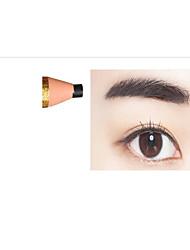 abordables -Eyeliner Facile à transporter / Homme Maquillage 1 pcs Décontracté / Quotidien / Mode Usage quotidien / Rendez-vous / Festival Maquillage Quotidien Cosmétique Accessoires de Toilettage