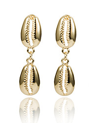 cheap -Women's Earrings Classic Mini Earrings Jewelry Black / Silver / Rose Gold / Gold For Christmas Party Anniversary Carnival Festival 1 Pair