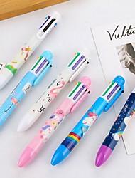 Недорогие -Шариковая ручка пластик 1 pcs Классический Все
