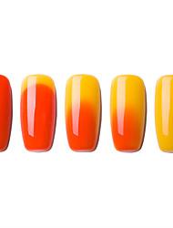Недорогие -Кусачки для ногтей УФ-гель польский 60 ml 1 pcs Художественный Замочить от Долгое Свидание / фестиваль Художественный Модный дизайн / обожаемый
