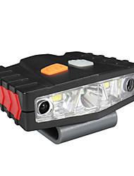 cheap -Cross-Border New Rechargeable Strong LED Cap Clip Light COB Outdoor Multifunctional Headlight Gesture Sensing Hat Light