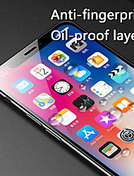 cheap -AppleScreen ProtectoriPhone 11 Apple 7 Tempered Film 8plus Full Screen Black Frame Iphone8 / 7HD High Definition No White Edge All-inclusive Film Xs Max Mobile Phone Film