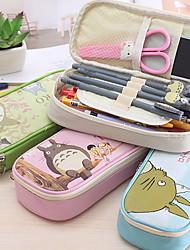 cheap -Pencil Cases Canvas 1 pcs Creative Kid's