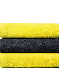 cheap -Dog Cat Pets Cleaning Towel Shower & Bath Accessories Plush Fabric Baths Soft Washable Pet Grooming Supplies Yellow One-piece Suit