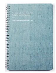 Недорогие -Блокнот Бумага 1 pcs Классический Все