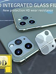 Недорогие -AppleScreen ProtectoriPhone 11 Pro Max Зеркальная поверхность Протектор объектива камеры 1 ед. Закаленное стекло