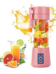 cheap -WXB portable blender usb mixer electric juicer machine smoothie blender mini food processor personal blender cup juice blenders