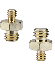 cheap -CAMVATE Male To Male Threaded Screw Adapter 1/4 To 3/8 C0926