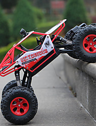 cheap -RC Car 02 2.4G Off Road Car 7.8 km/h WiFi / Quick Charging / Ergonomic Design