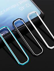 Недорогие -Защитное кольцо объектива камеры титанового сплава для Samsung Galaxy S10 / S10 плюс высокой четкости