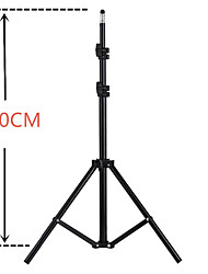 cheap -Anchor Live Photo Shooting Video Fill Light Tripod Landing Models Shaking Sound Fast Mobile Phone Live Beauty Bracket Light 160CM