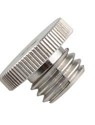 Недорогие -Camvate 1 / 4-20 до 5 / 8-11 резьбовой винт адаптер для штатива лазерного уровня адаптер BOSCH C1468