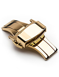 cheap -Other / Stainless steel Watch Band Silver / Gold / Pink Other 1cm / 0.39 Inches