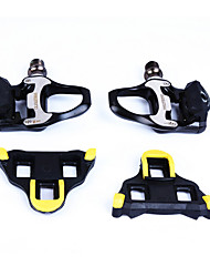 cheap -Adults' Bike Shoes Breathable Anti-Slip Mountain Bike MTB Road Cycling Cycling / Bike Black / Yellow Black / White Men's Women's Cycling Shoes