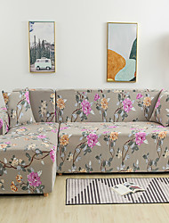 cheap -Design And Colour Print Dustproof All-powerful Slipcovers Stretch Sofa Cover Super Soft Fabric Couch Cover with One Free Pillow Case