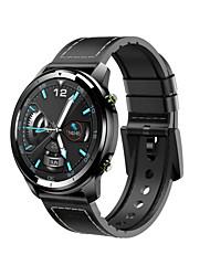 Недорогие -Смарт Часы Цифровой Современный Спортивные Натуральная кожа 30 m Защита от влаги Пульсомер Bluetooth Цифровой На каждый день На открытом воздухе - Черный Желтый