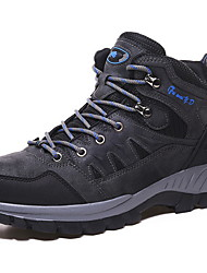 cheap -Men's Comfort Shoes Mesh Fall & Winter Athletic Shoes Hiking Shoes Brown / Army Green / Gray