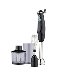 cheap -Household Electric Multi Hand-Held Mixer Blender B-1150-4B-3 Stainless Steel Black