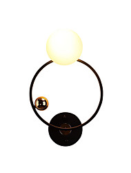 cheap -Modern Wall Lamps & Sconces Living Room Bedroom Metal Wall Light 110-120V 220-240V