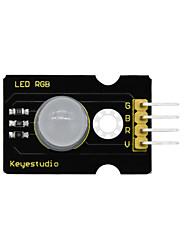cheap -Keyestudio 10mm Highlight Full-color LED RGB Module