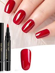 Недорогие -Кусачки для ногтей УФ-гель польский 5 ml 1 pcs Стиль Замочить от Долгое Школа / На каждый день Стиль Модный дизайн