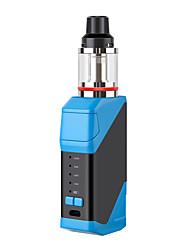 Недорогие -электронная сигарета 100 Вт мод коробка vape встроенный 2200 мАч аккумулятор 3.5 мл бак электронная сигарета большой распылитель дыма против jsld 1000 Вт мод vape