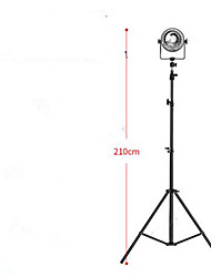 cheap -Anchor Live Photo Shooting Video Fill Light Tripod Landing Models Shaking Sound Fast Mobile Phone Live Beauty Bracket Light 210CM