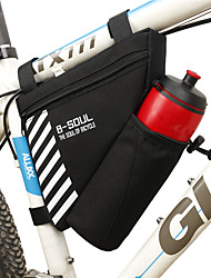 cheap -Bike Frame Bag Top Tube Cycling Wearable Durable Bike Bag Nylon Bicycle Bag Cycle Bag Cycling Outdoor Exercise Multisport