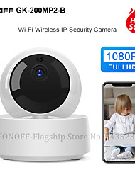 cheap -Itead SONOFF GK-200MP2-B 1080P HD MINI Wifi Smart Camera Smart Home Security Camera 360 Wirelsess IP Camera Via e-WeLink Control