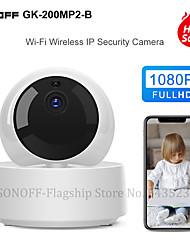 Недорогие -Itead sonoff gk-200mp2-b 1080p HD мини Wi-Fi Смарт-камера Умная домашняя камера видеонаблюдения 360 Wirelsess IP-камера с помощью электронного управления Welink