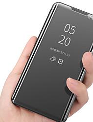 Недорогие -зеркальный чехол для телефона с подставкой для Samsung Galaxy S20 S20 Plus S20 Ultra S10 S10E S10 PLUS S10 5G S9 S9 PLUS A51 A71 A81 A91 A10 A20 A30 A30 A40 A50 A70S A50S A30S A20E Примечание 10