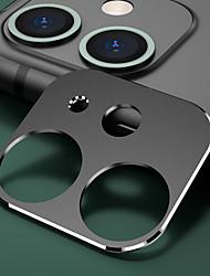 Недорогие -AppleScreen ProtectoriPhone 11 Защита от царапин Протектор объектива камеры 1 ед. Титановый сплав