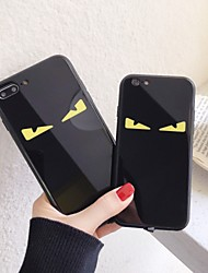 cheap -Funny Eye Case For Apple iPhone 11 / iPhone 11 Pro / iPhone 11 Pro Max Shockproof / Dustproof / LED Flash Lighting Back Cover Pattern Soft TPU