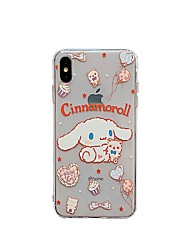 cheap -Case for Apple scene map iPhone 11 X XS XR XS Max 8 Cartoon pattern painted high quality TPU material all-inclusive mobile phone case