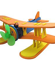 cheap -Educational Toy Kid's DIY Seaplane Toys