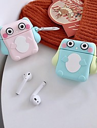 cheap -Case For HUAWEI FreeBuds 2 Shockproof / Lovely Headphone Case Soft