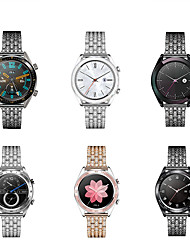 Недорогие -ремешок для часов для Samsung Galaxy Смотреть 46 мм Samsung Galaxy дизайн ювелирных изделий из нержавеющей стали ремешок