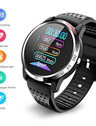 Недорогие -W3 SmartWatch Bluetooth-трекер фитнес-поддержка монитор сердечного ритма / ЭКГ совместимые телефоны IOS / Android