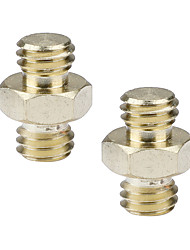 cheap -CAMVATE Male To Male Threaded Screw Adapter 3/8 To 3/8 C0924