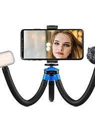 cheap -Premium Detachable Flexible Mini Tripod Phone Clamp Holder Selfie Tripod for Action camera& Mobile