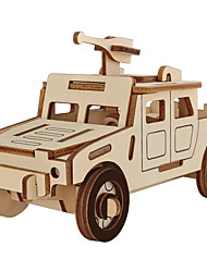 cheap -Wooden Puzzle Model Building Kit Vintage Car Professional Level Wooden 1pcs Kid's Boys' Gift