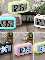 cheap -LITBest Smart alarm clock naozhong6 ABS White