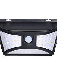 cheap -BRELONG Solar PIR Motion Sensor Light 68LED Solar Outdoor Wall Light IP65 Waterproof