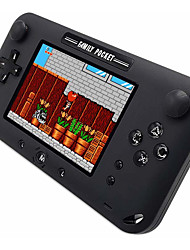 cheap -GP40 Handheld Game Console Joystick Console Built-in 208 NES Games 4.0 Inch LCD HD Screen Children Birthday Gift