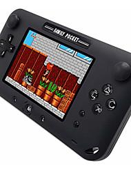 Недорогие -gp40 портативная игровая приставка джойстик консоль встроенная 208 nes игры 4.0 дюймов жк-экран дети подарок на день рождения